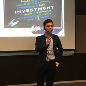 Oh Cheng Kok Financial Planner Insurance Investment