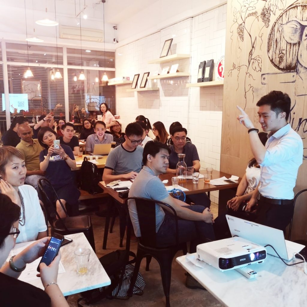 Oh Cheng Kok Investment Insurance Seminar