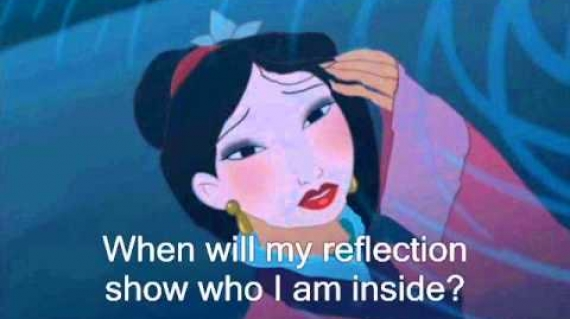 Reflection 2019 Mulan