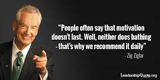 Zig Ziglar Motivation Quote