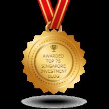 Top 75 Singapore Investment Blog