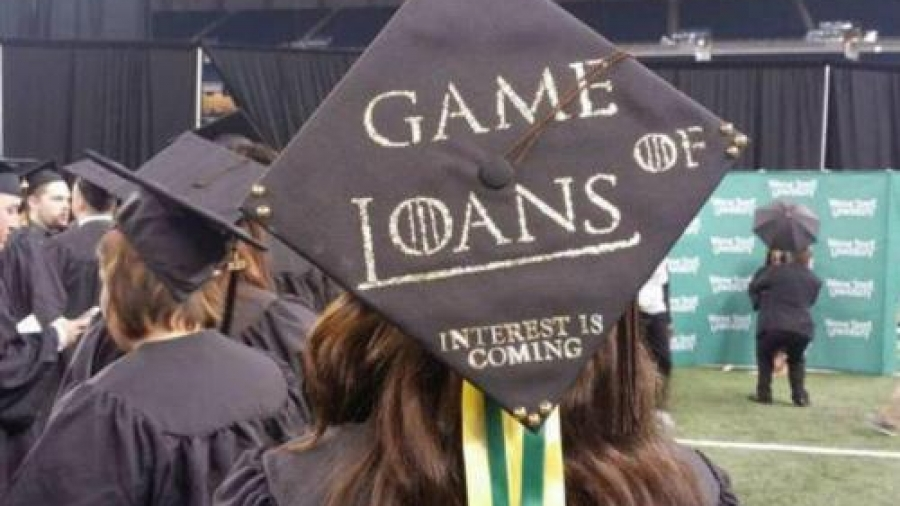 How to be free from the burden of university debt