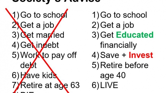 The Biggest Personal Finance Problem The Educated Poor Outdated Game Plan