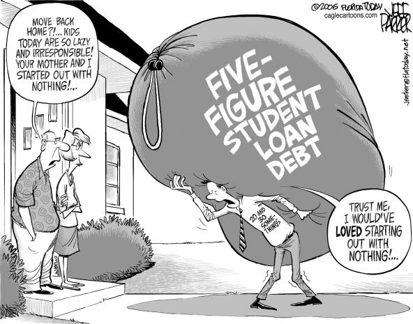 The Biggest Personal Finance Problem The Educated Poor Paper Chase