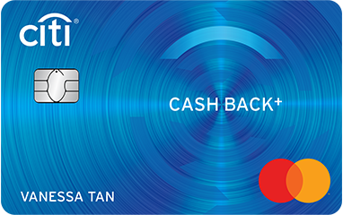 Citibank Cashback Plus
