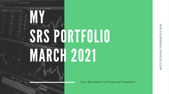 My SRS Portfolio March 2021