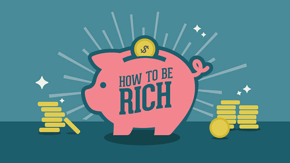How to be rich and succeed in the financial world