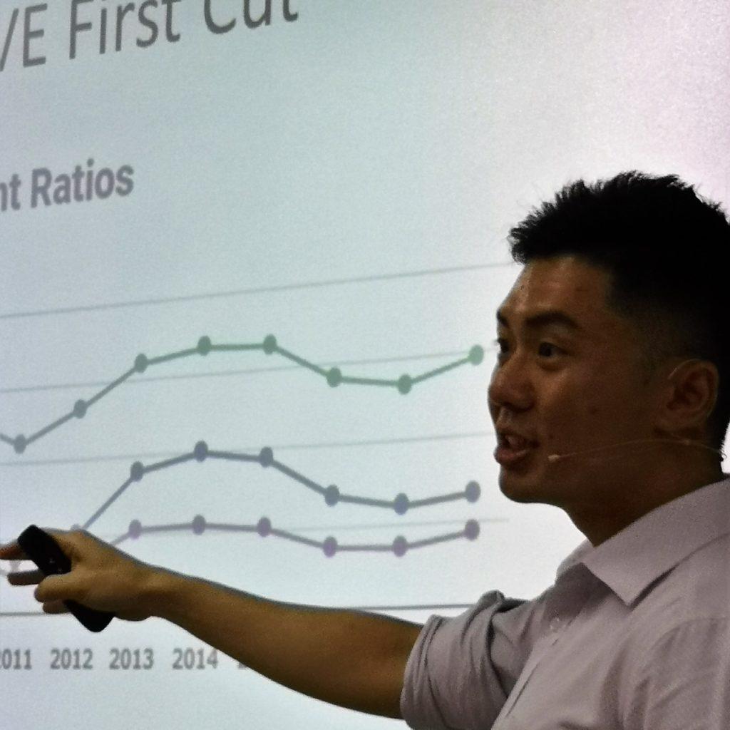 Money Maximsation REV Singapore Personal Finance Oh Cheng Kok