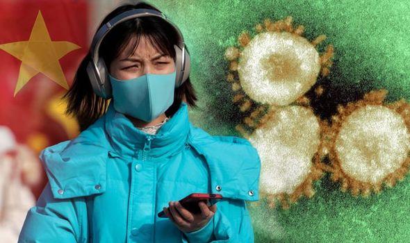 China coronavirus outbreak SARS pandemic