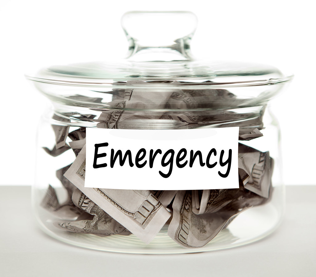 How to prepare for an emergency. Emergency Funds