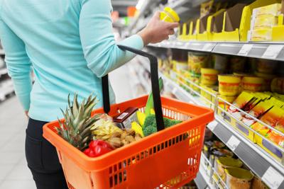 Grocery Shopping Special Message COVID19