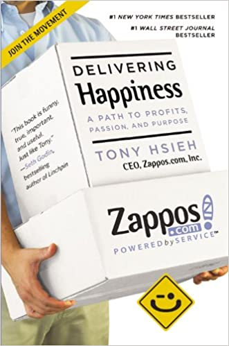 5 Ways Tony Hsieh Changed The World Delivering Happiness