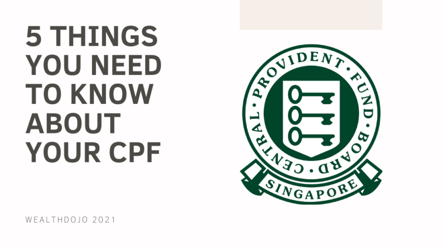 5 Things You Need To Know About Your CPF