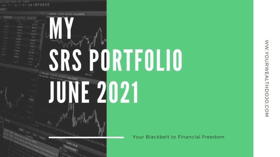 My SRS Portfolio June 2021