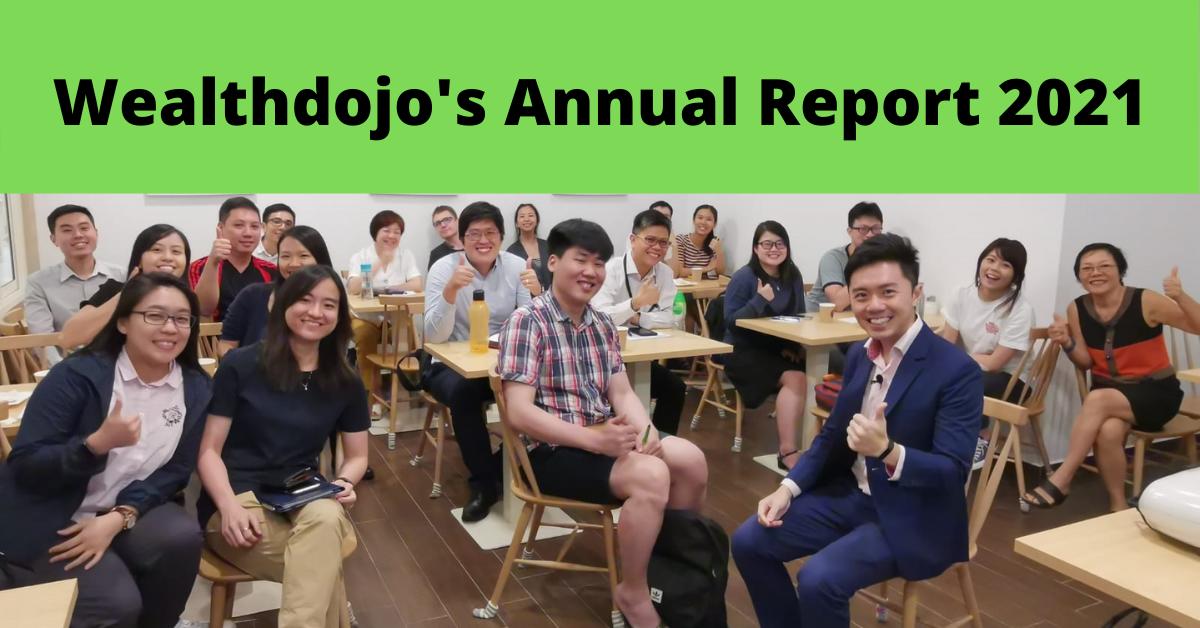Wealthdojo Annual Report 2021